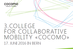 "College for Collaborative Mobility ""cocomo"" 2016"